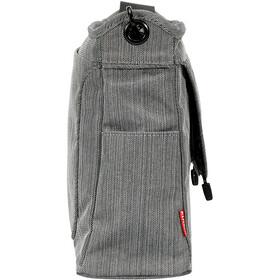 KlickFix Allegra Fashion Handlebar Bag grey